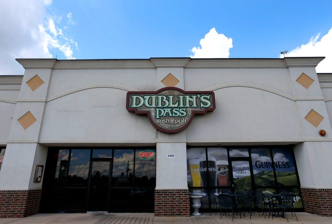 Dublin's Pass on Republic Road on Wednesday, June 12, 2019. A recent health inspection found several priority violations, including a live mouse and cockroaches.
