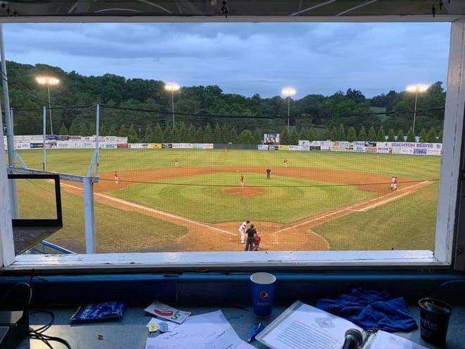 Moxie Stadium is home to the Staunton Braves during the Valley Baseball League season.