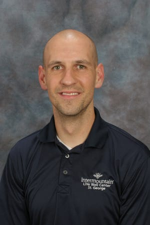 Kevin Weston is an exercise physiologist and certified balance and mobility instructor at the Intermountain LiVe Well Center in St. George.