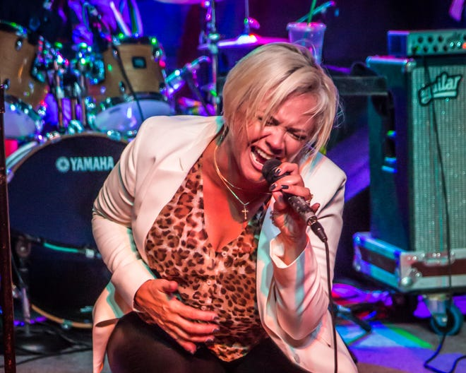 Lauren Mitchell and her band cook up some soulful blues at 9 p.m. Friday at Bradfordville Blues Club.