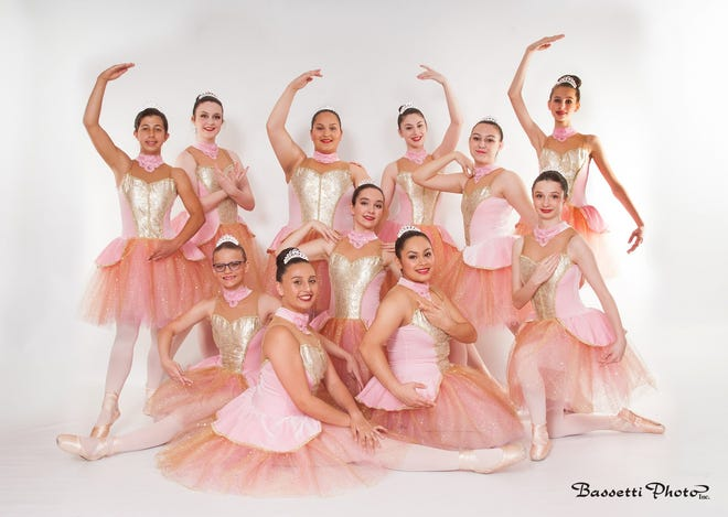 """Pizzazz Dance Center will present its 20th annual recital """"Dancing on the Ceiling"""" at 3 p.m. June 29 and 30 in the theater at Buena Regional High School at 125 Weymouth Road. For tickets or information, call (856) 697-7575 or visit www.pizzazzdancecenter.com. Natalie Mancus, Kayla Ponchot, Addyson Santore, Joelly Frassetto, Janina Costello, Isabel Seeney, Lauren Wines, Brianna DelaCruz, Logan Reber, Isabella Ramos and Ellie Keenan will be among the dancers participating in the recital."""
