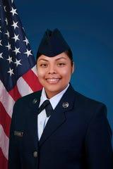 U.S. Air Force Airman 1st Class Sonya D. Celaya