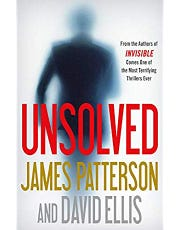 """Unsolved"" by James Patterson"