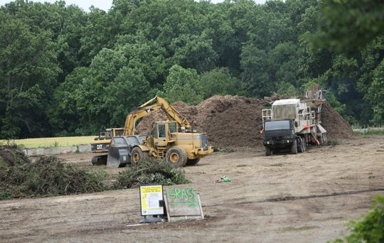 A popular yard waste recycling site on Polly Drummond Hill Rd. is scheduled to close at the end of the month unless more state funding is secured.