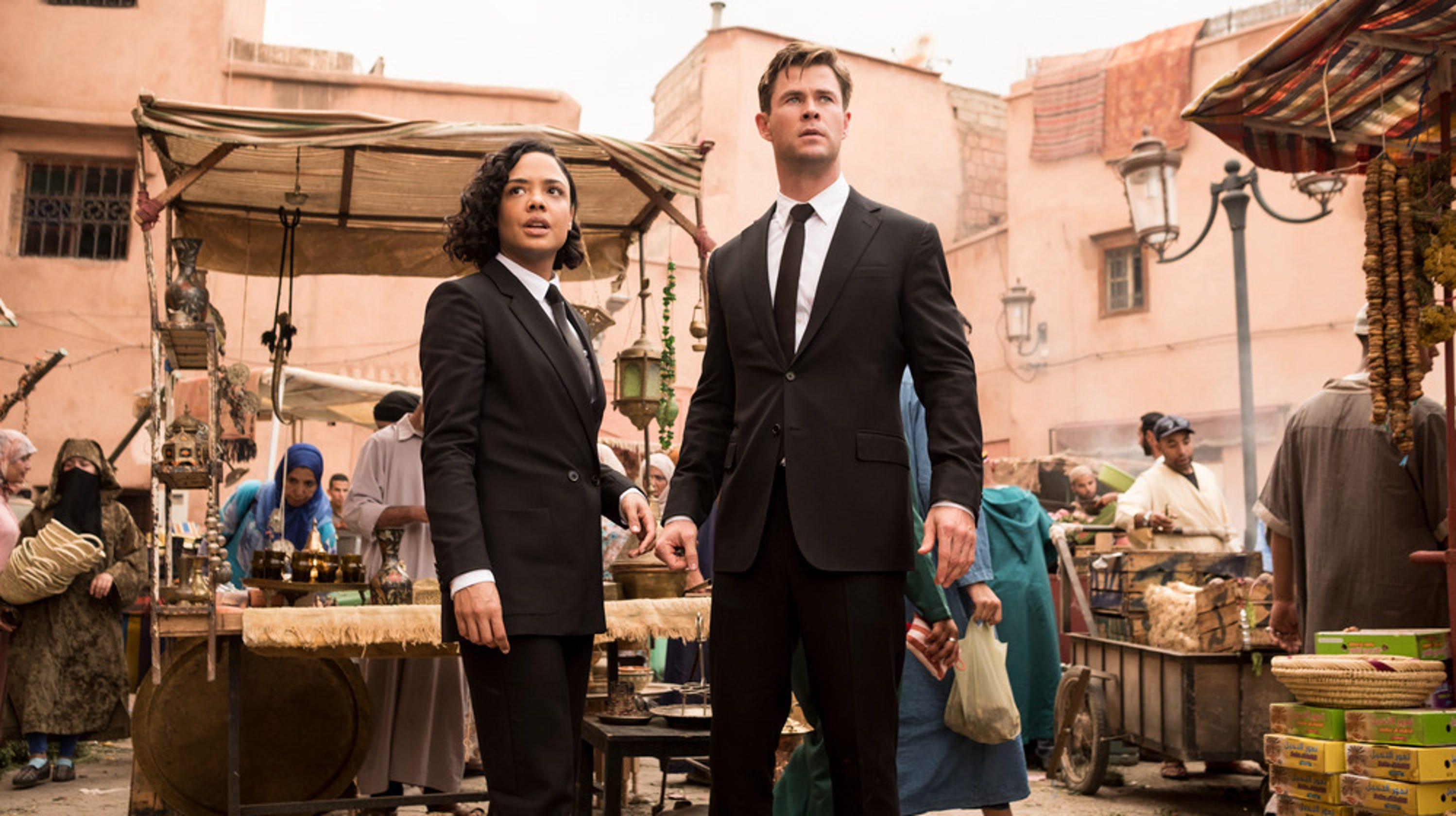 Where the heck is Will Smith in 'Men In Black: International' and other burning questions