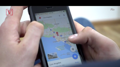 Google is testing a new feature on its map app which could make rideshare or taxi trips safer. Veuer's Justin Kircher has the details.