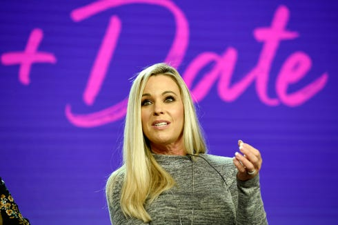 "Kate Gosselin is putting the next chapter of her life onscreen in the TLC series ""Kate Plus Date."""