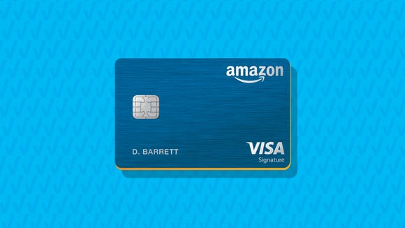 Amazon Rewards Visa