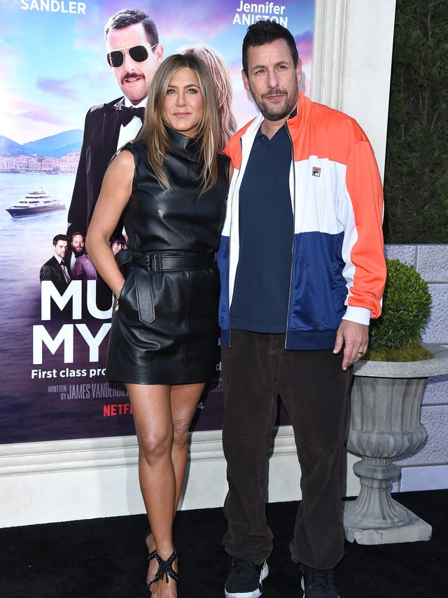 Murder Mystery': How Jennifer Aniston, Adam Sandler spoof themselves