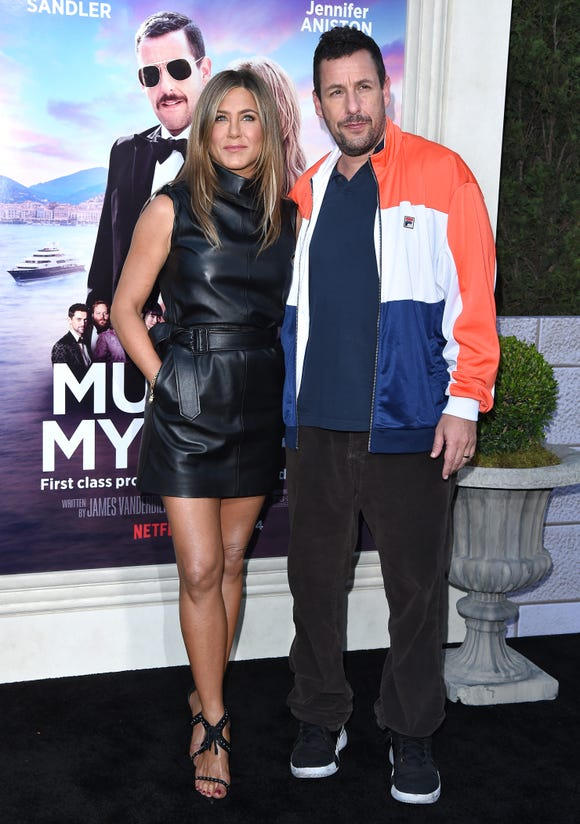 Murder Mystery': How Jennifer Aniston, Adam Sandler spoof