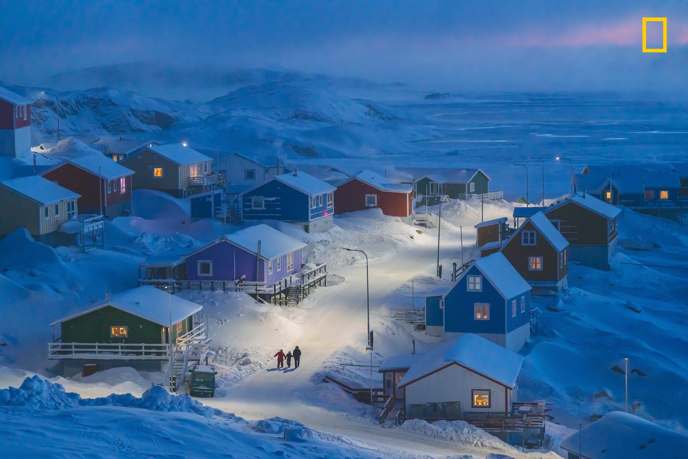 Woman in Upernavik
