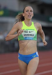 American middle-distance runner Gabriele Grunewald, died after battling cancer. She was 32.