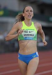 Runner Gabriele Grunewald dies at 32 after cancer fight
