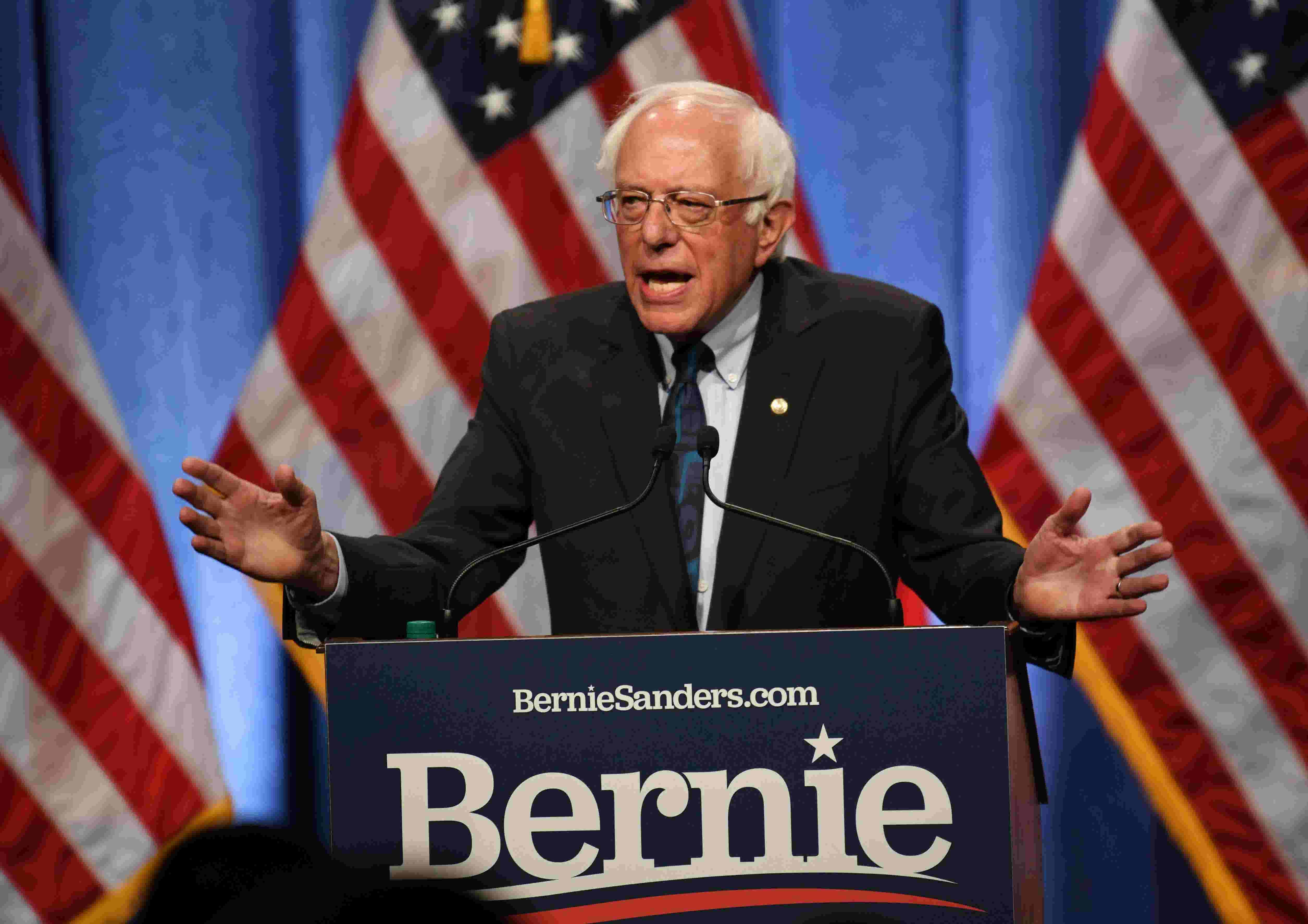 Presidential hopeful Bernie Sanders to visit Louisville on Sunday for rally