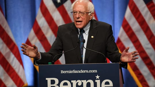 Bernie Sanders to unveil plan to forgive $1.6 trillion in student loan debt