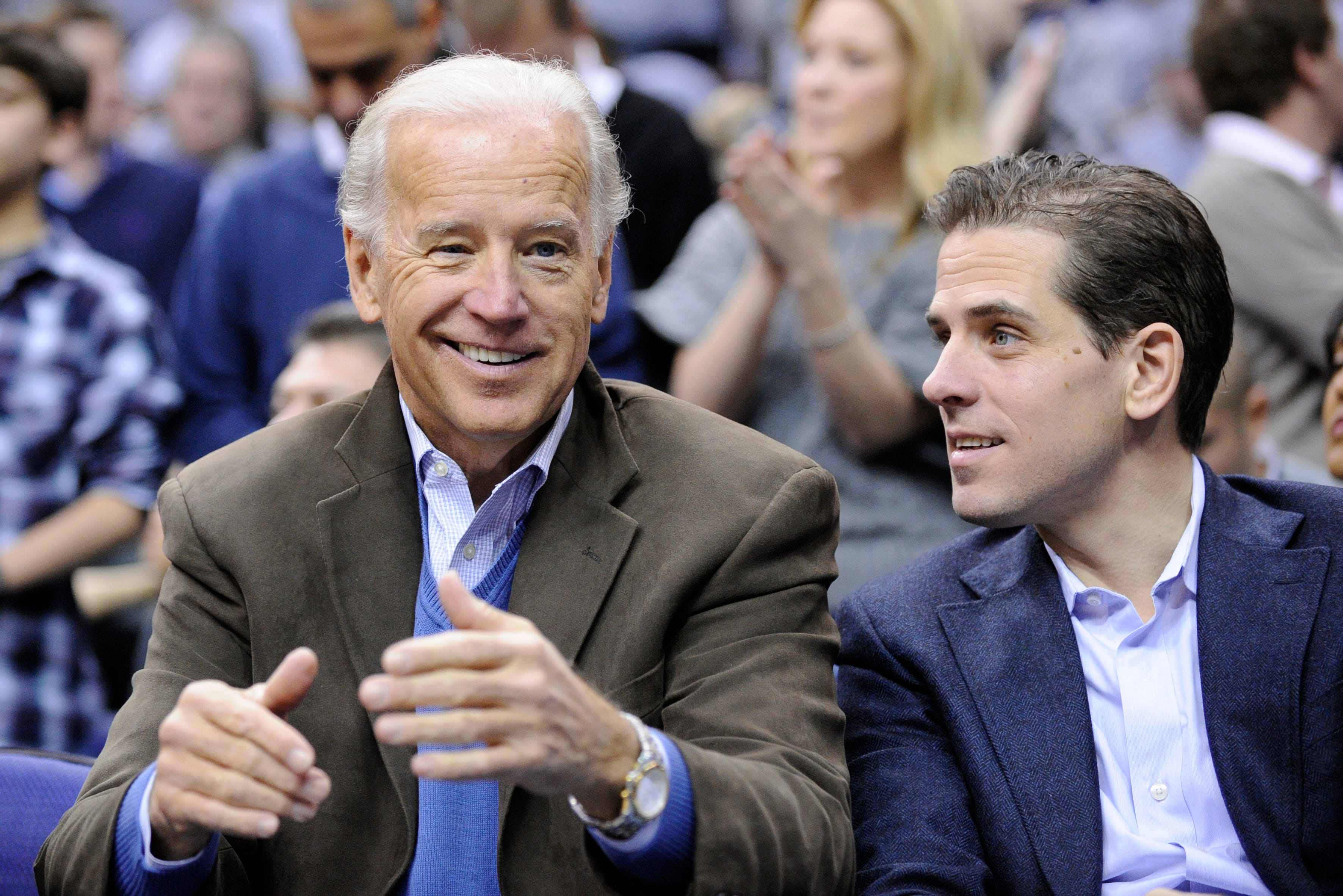 Joe Biden Defends Son Says He Will Be On 2020 Campaign Trail