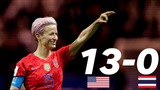 SportsPulse: If you're complaining about the USWNT's dominance and exuberance in their historic beatdown of Thailand, then the World Cup isn't for you.