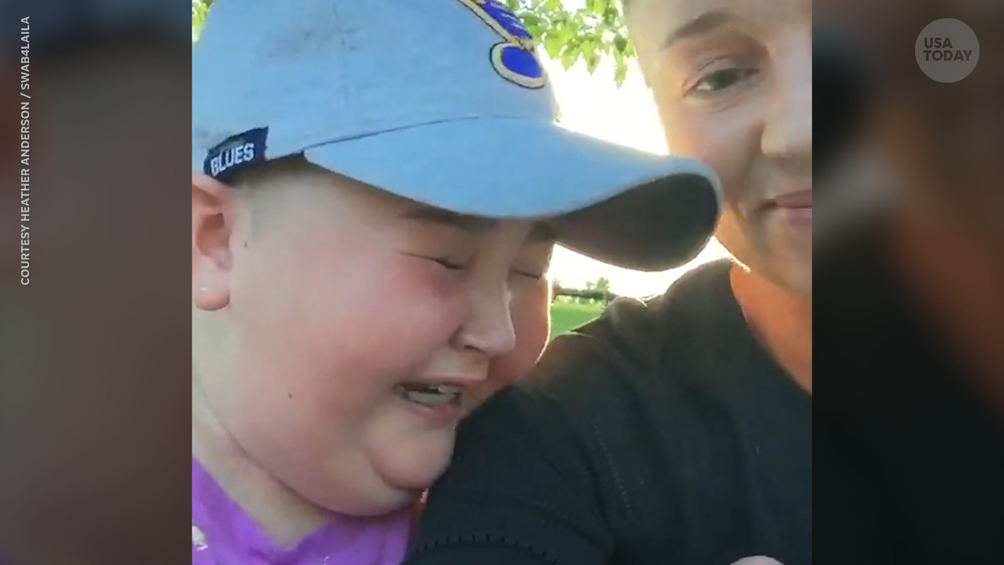St Louis Blues Superfan Laila Anderson Will Be In Boston