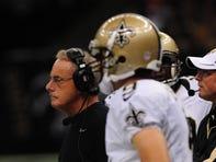 Bad blood between ex-Saints coaches Joe Vitt, Gregg Williams makes for interesting reunion