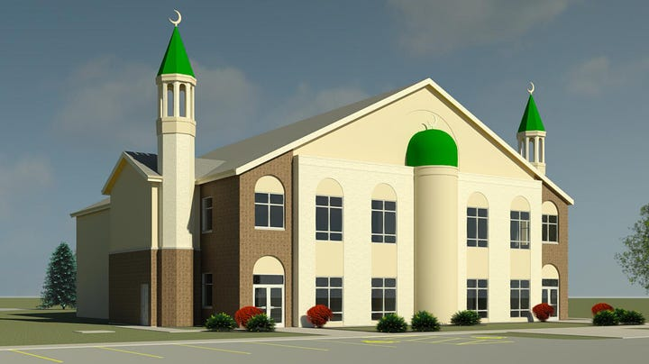 Plan for new mosque in Neenah raises land-use concerns, not religious issues