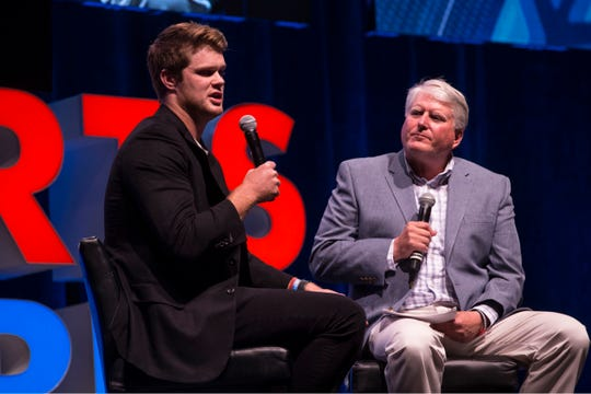 The Asbury Park Press  Sports Awards honor the top Shore Conference athletes from this past year with New York Jets quarterback Sam Darnold as guest speaker.Red Bank, NJWednesday, June 12, 2019