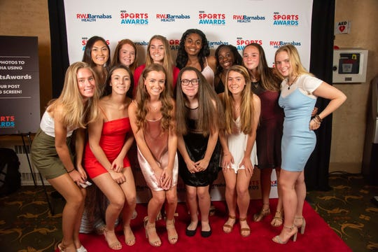 APP Sports Awards held at Count Basie Theatre, Red Bank. NJ Jets quarterback Sam Darnold was the special guest. Photo James J. Connolly/Correspondent