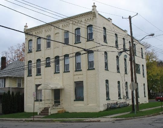 123 Park Ave., Binghamton, was sold for $250,000 on March 26.