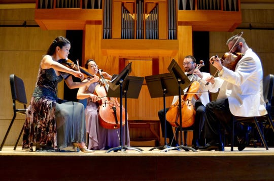 The Green Mountain Chamber Music Festival begins June 26 at the University of Vermont.