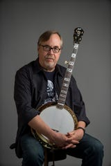 Banjo player Tony Trischka performs shows June 21 in Middlebury and June 23 in Essex.