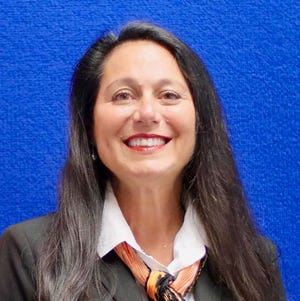Kathy Goldenberg of Moorestown was recently nominated as the new president of the New Jersey State Board of Education.