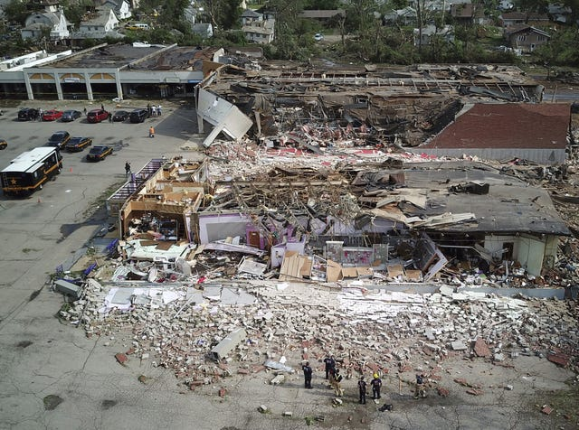 Jeff Lisath reflects on tornado that destroyed his community
