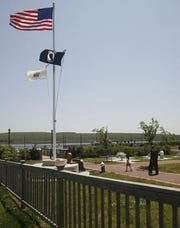 Carteret Waterfront Park in Carteret, Thursday, May 24, 2007
