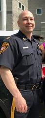 Franklin Police Capt. Gregory Borlan