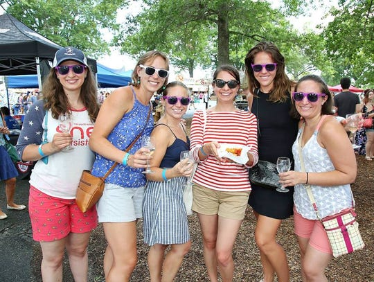 The event will allow visitors to enjoy music and food while watching horse racing at Monmouth Park Racetrack.