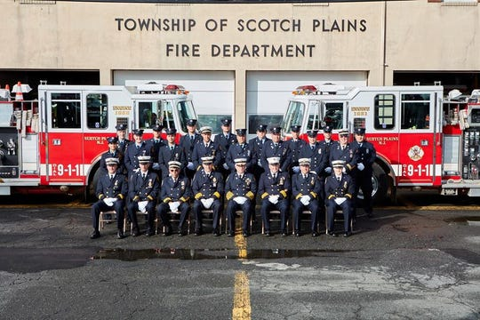 The newest department leaders were sworn in two years ago, and there are currently 35 volunteer members of the squad.