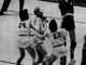 From 1968: Denise Long of Union-Whitten looks to score against Pocahontas during the girls' state basketball tournament. Long scored 64 points in the game.