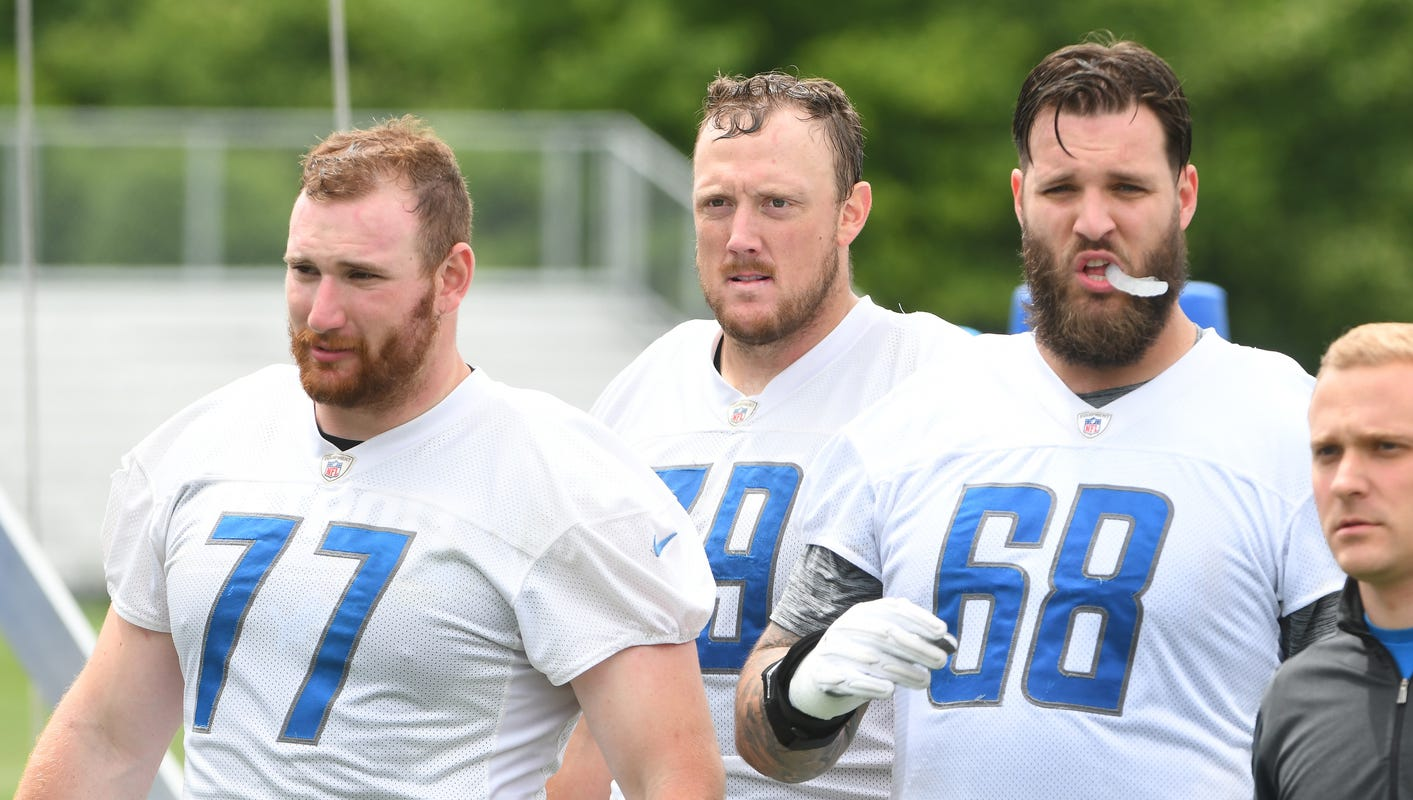 Lions announce training camp schedule; here are the dates open to the public