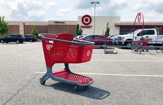 A Target store, Monday, June 3, 2019, in Marlborough, Mass.