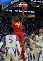 USC's Kevin Porter Jr. is a guy that Pistons could be looking to take with the 15th pick of the NBA Draft.