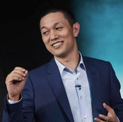 Nio founder and Chief Executive Officer William Li.