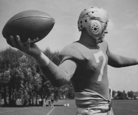 Dutch Clark was a leader on that Lions team that won the 1935 NFL Championship.