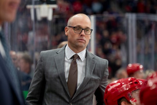 The chances of winning a Stanley Cup are not great for Wings coach Jeff Blashill, oddsmakers say.