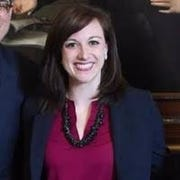Rachel McCleery, government and public policy communications manager at Ford Motor Co.