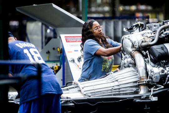 Ahead of negotiations with the United Auto Workers, General Motors Co. announced Wednesday it will invest $150 million at its Flint Assembly Plant to build heavy-duty pickups.