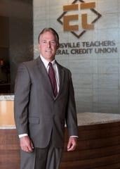 Evansville Teachers Federal Credit Union President and CEO Bill Schirmer.
