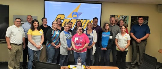 Area teachers from Sandusky County School Districts recently attended a THINK Sandusky County Manufacturing Bootcamp.