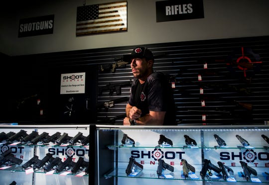 Aaron Forum is the owner of the Shoot Center in Cape Coral. The center changed some of its policies after a suicide by shooting last year in the gun range.