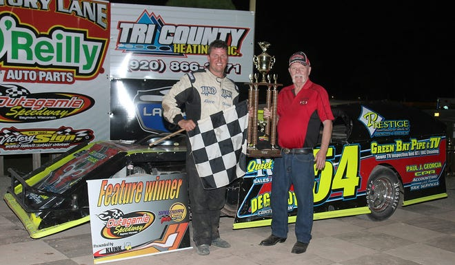 Luxemburg native Benji LaCrosse will attempt to win the $10,000-to-win Clash at the Creek at 141 Speedway in Francis Creek on June 20. LaCrosse has won the big-dollar race twice before.