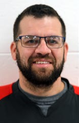 Pulaski coach Doug McElrone.