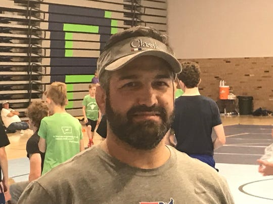 Bill Zadick is the head coach of the U.S. Olympic Wrestling Team.